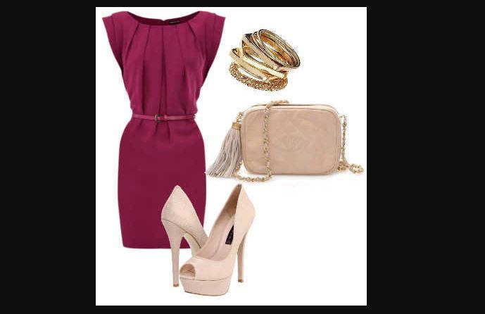 vestidos y acesorios