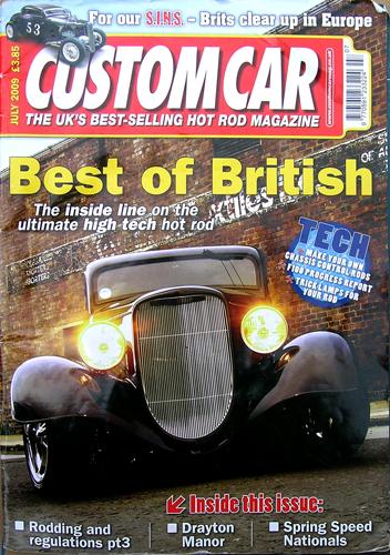 247 Autoholic Von Skip Custom Car Magazine Uk