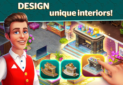 Hotel Blast (MOD, Unlimited Money/Lives) APK Download