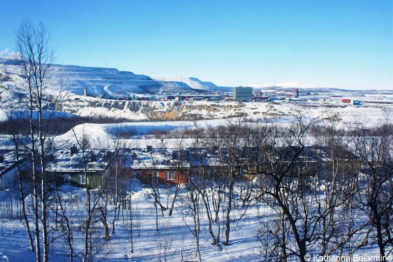 Kiruna Mine Sweden