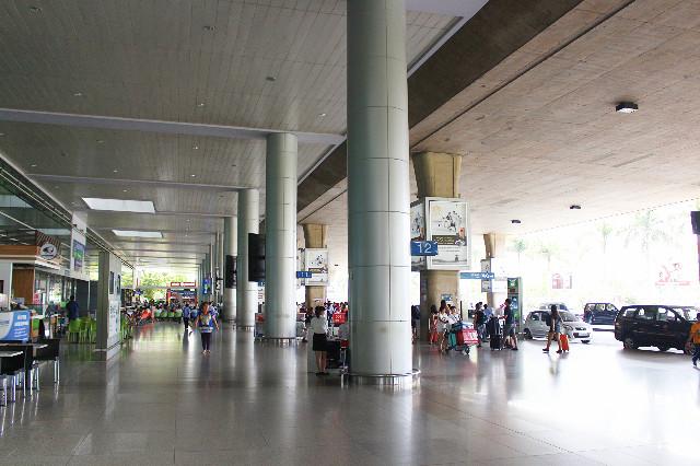 terminal kedatangan bandara saigon