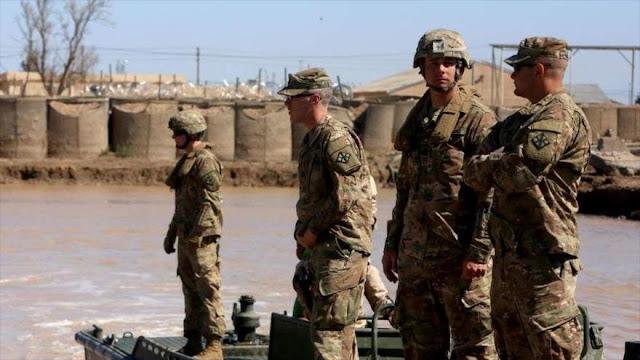 """EEUU entrena a 1000 miembros de Daesh en Al-Anbar de Irak"""