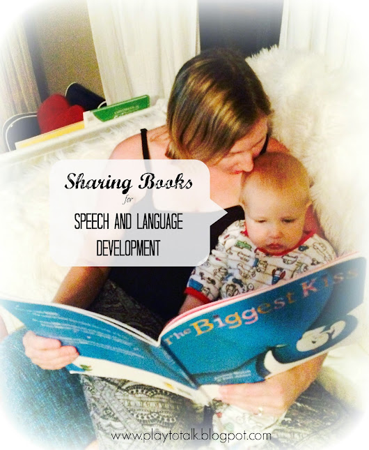 Reading books with children for Speech and Language Development