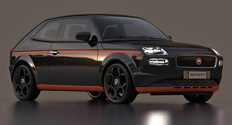 """Thread: Fiat's Lapo Elkann """"Loves This Fiat 127 Prototype"""""""