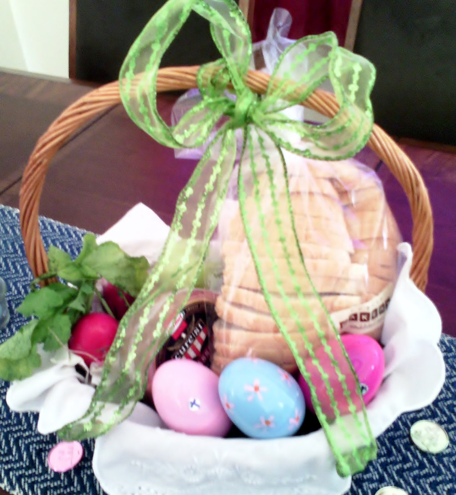 Author maritza m mejia a traditional polish easter basket a traditional polish easter basket negle Image collections