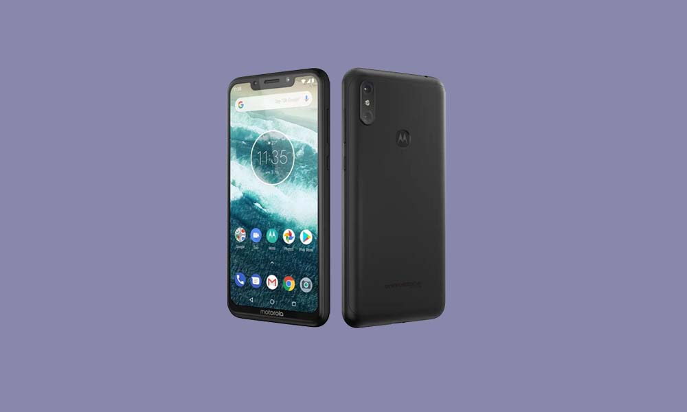FlashFile25: Motorola One Power February 2019 Security Patch : PPT29