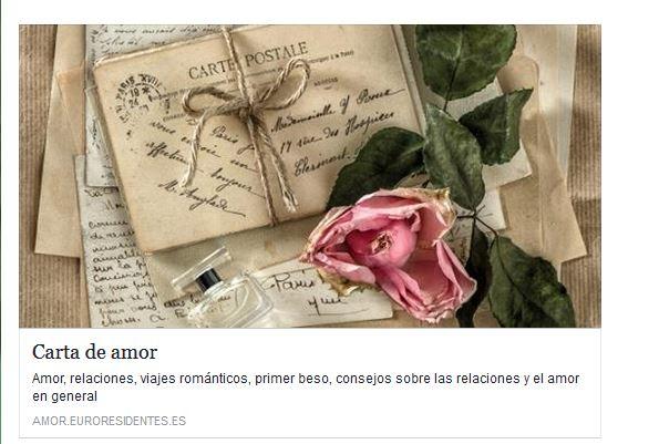 Generador de cartas de amor personalizadas
