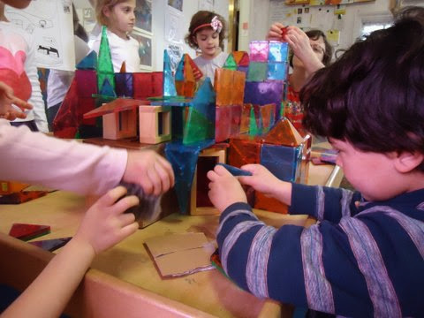 Children reflect on a project: teaching and learning, children and teachers