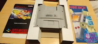 detalle caja super game boy