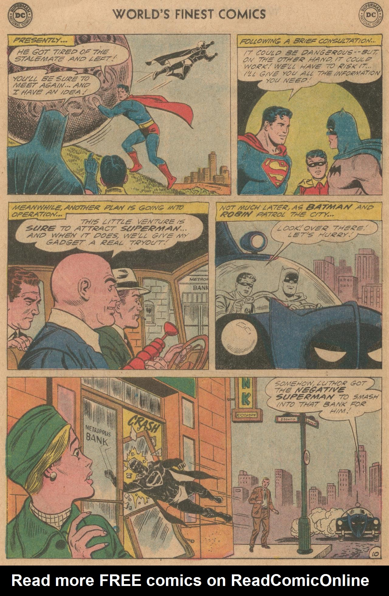 Read online World's Finest Comics comic -  Issue #126 - 11