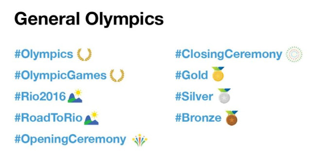 Twitter ya está lista para los Juegos de Río