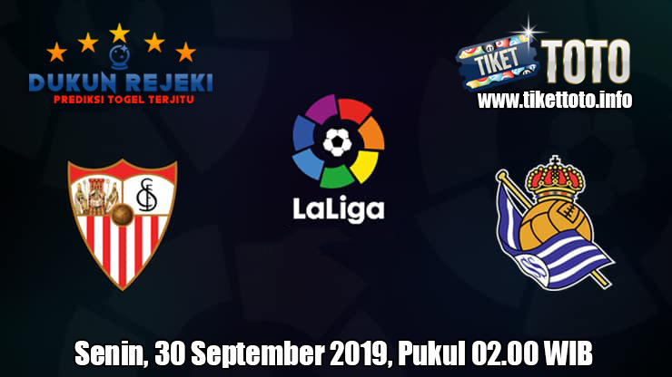 Prediksi Sevilla VS Real Sociedad 30 September 2019