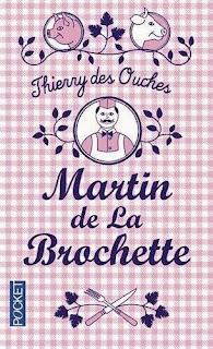 AVIS MARTIN DE LA BROCHETTE