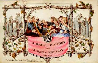 O Cartão de Natal Criado por Sir Henry Cole