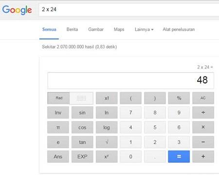 8 Fungsi Rahasia Seach Google Yang Harus Kamu Tahu