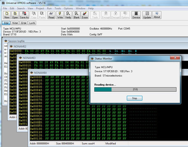 xprog-5-76-read-ST10F269
