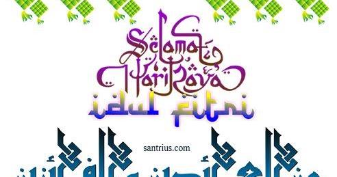Kumpulan Kata-Kata Ucapan Selamat Hari Raya Lebaran Idul