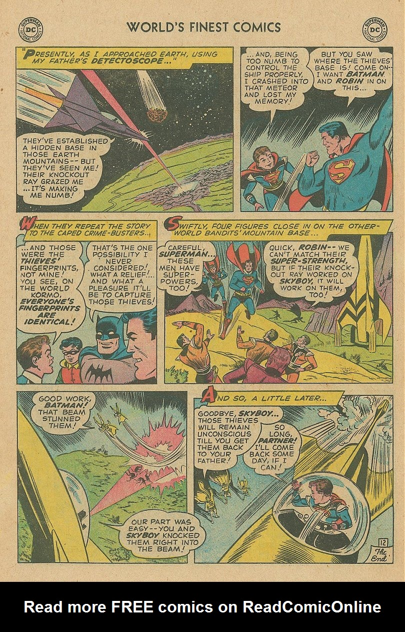 Read online World's Finest Comics comic -  Issue #92 - 27