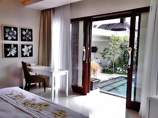 satu-satunya privat villa mewah di Garut