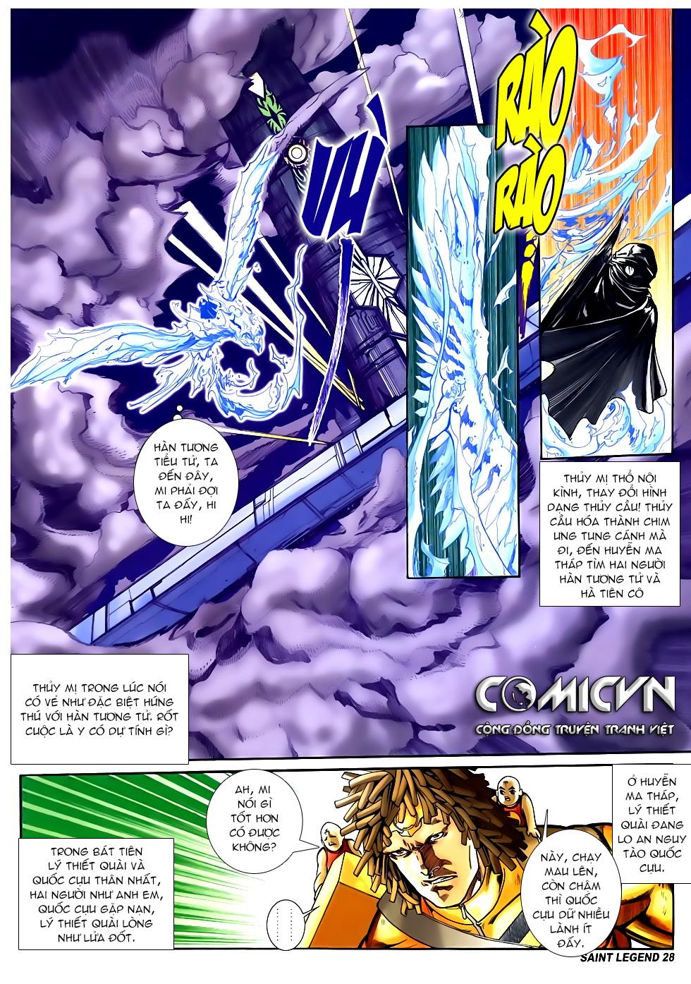 Bát Tiên Đạo chap 84 - Trang 26
