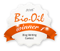 pemenang Bio-oil blog writing contest 2016