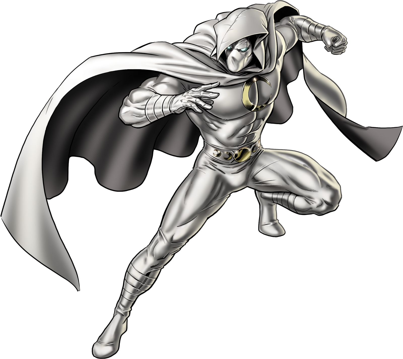 moon knight - photo #14