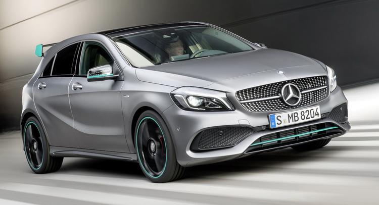 Mercedes benz clase a 2016 a precios desde 23 746 en for Mercedes benz 2016 precio