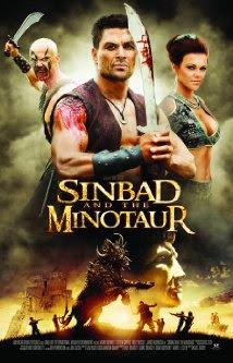 Sinbad Và Bò Tót Ma