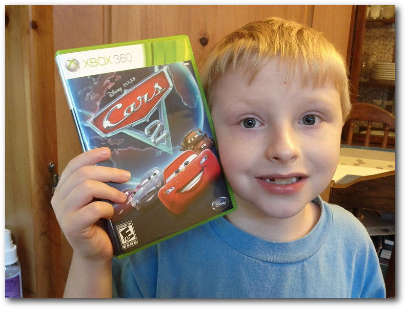 Cars Xbox 360: Disney Video Game Review: Cars 2 (XBOX 360)