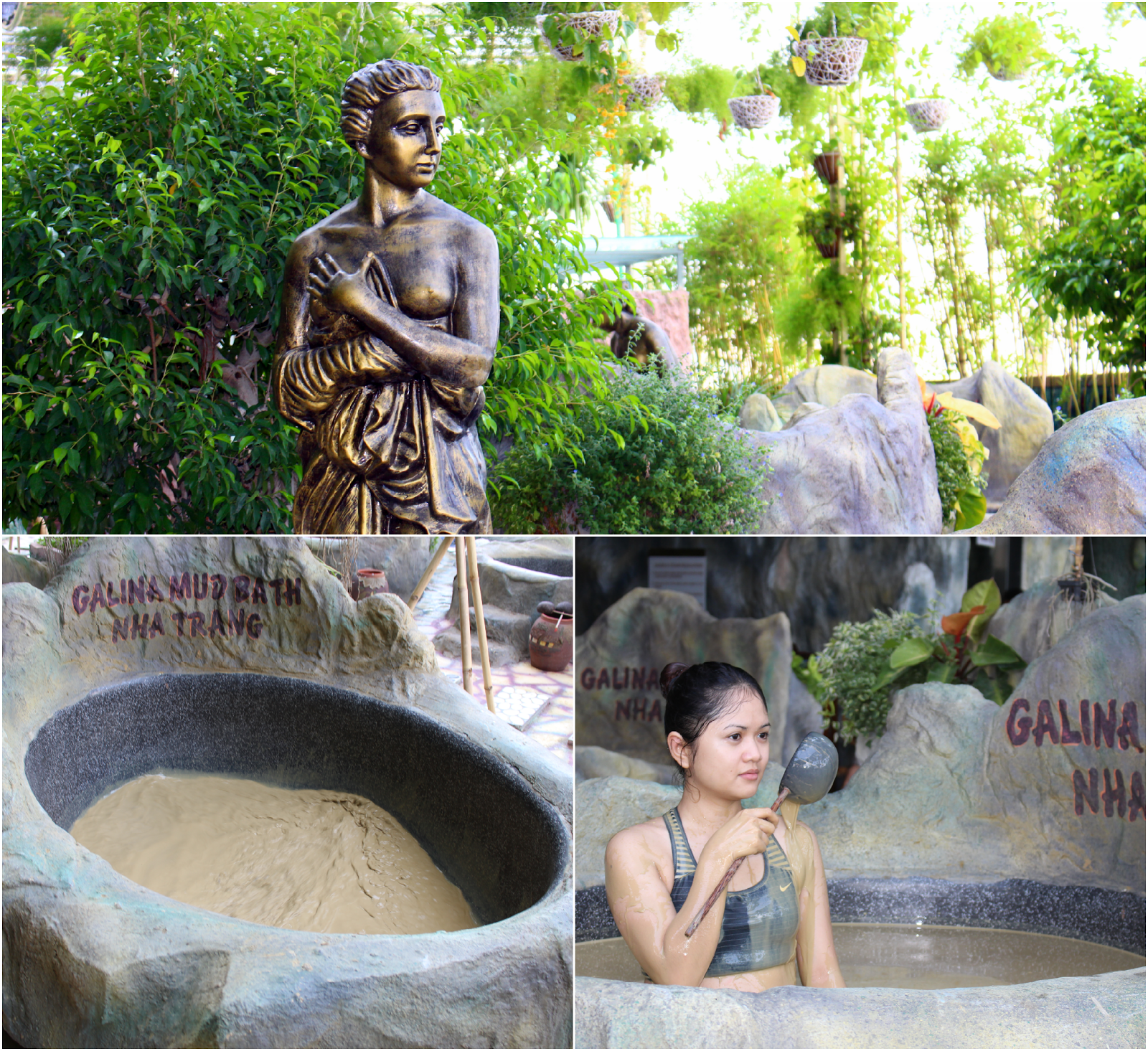Galina Mud Bath and Spa Experience Nha Trang Vietnam Travel Must