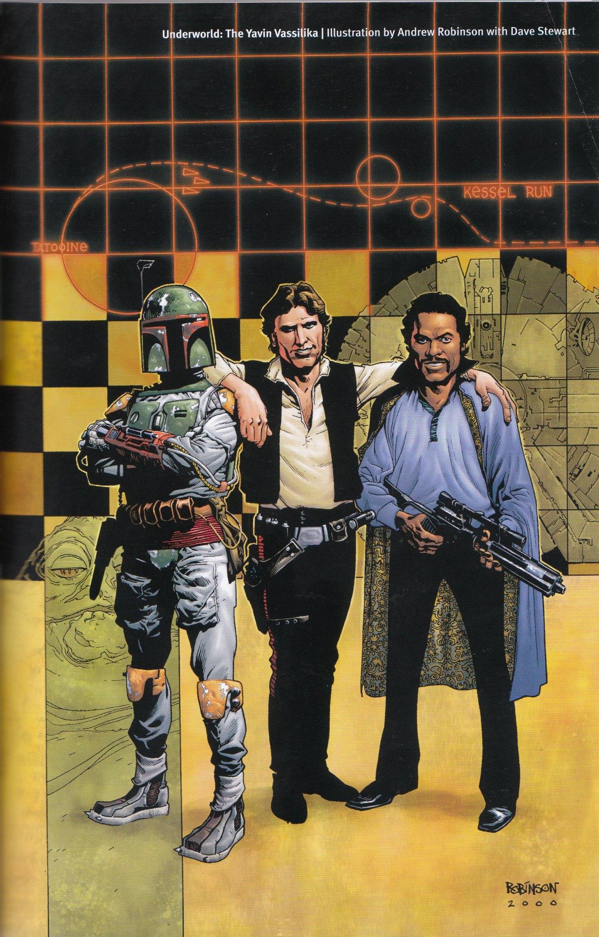 Read online Star Wars Omnibus comic -  Issue # Vol. 12 - 96