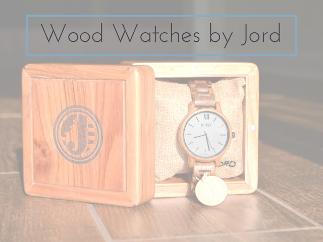 Jord wood watch main