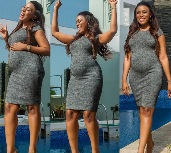 Christian Author Slams Linda Ikeji For Getting Pregnant Before Marriage After Preaching Celibacy