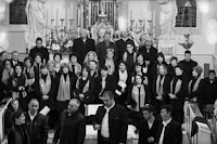 Božićni koncert Pučišća slike otok Brač Online