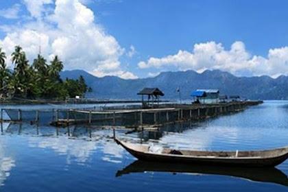Tiga Danau di Sumatera Barat yang Bisa Memanjakan Mata Anda