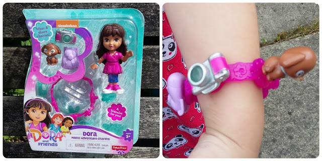 Dora and Friends Magic Adventure Charms