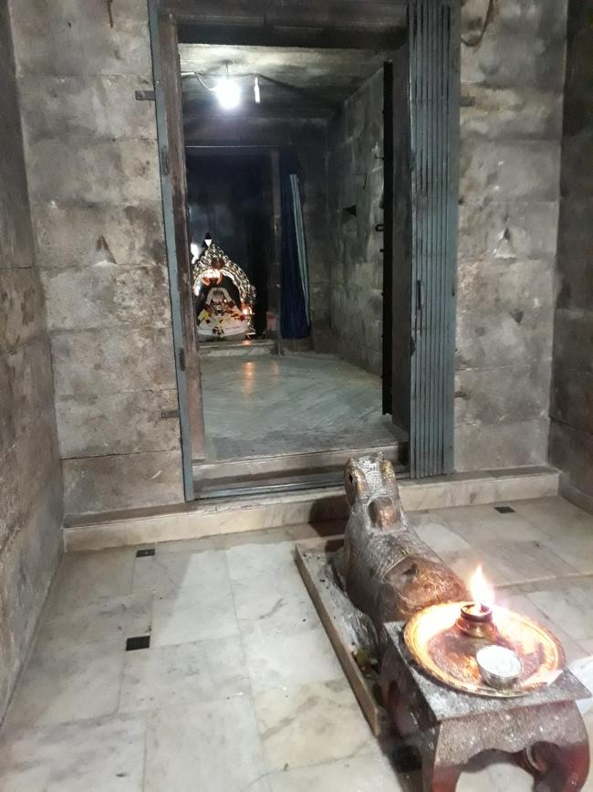 Sri Kala Kaleshwarar Temple Main Deity