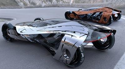 mobil masa depan Mobil Masa Depan Paling Canggih Terbaru