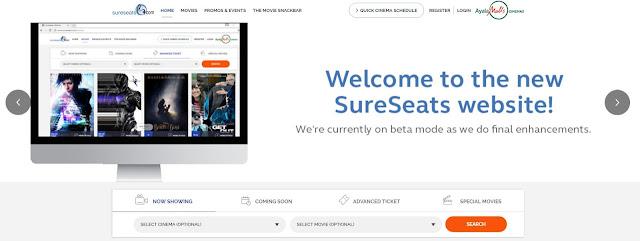New SureSeats.com