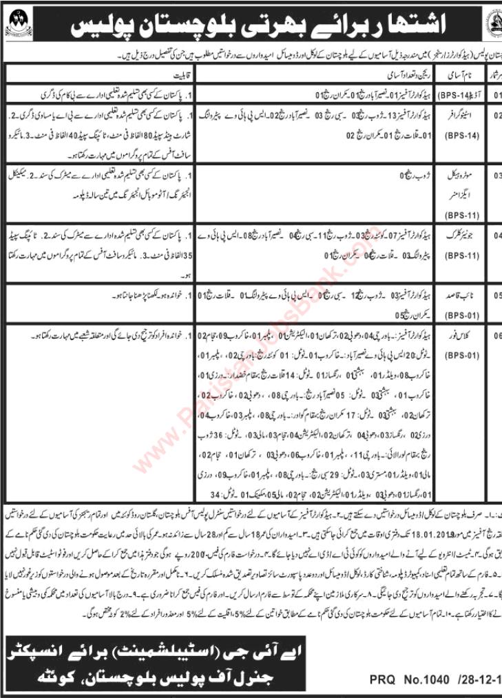 Jobs in Panjab Sindh KPK Balochistan, Karachi Lahore