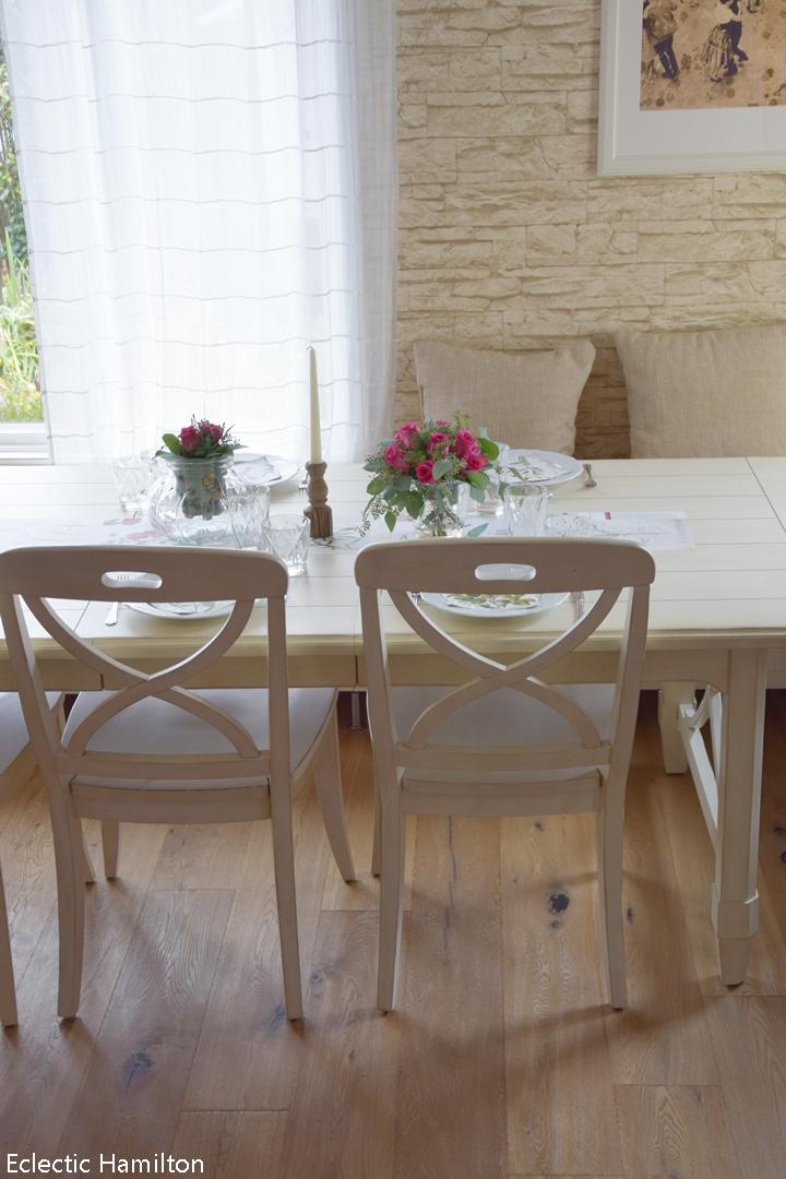 Tischdeko esszimmer  Botanische Tischdeko und Einblicke ins Esszimmer (das bald ganz ...