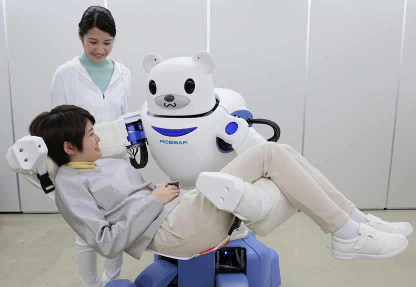 Japanese medical robot