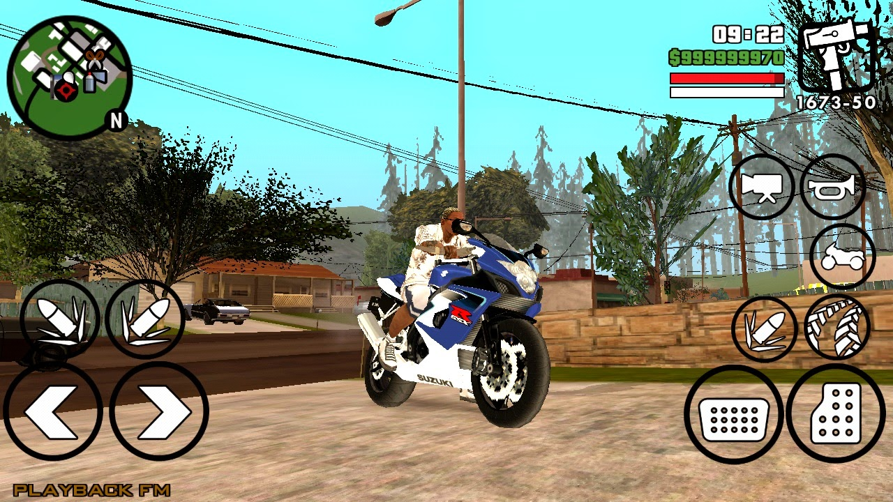san andreas android