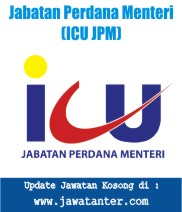 Jawatan Kosong Jabatan Perdana Menteri (ICU JPM)
