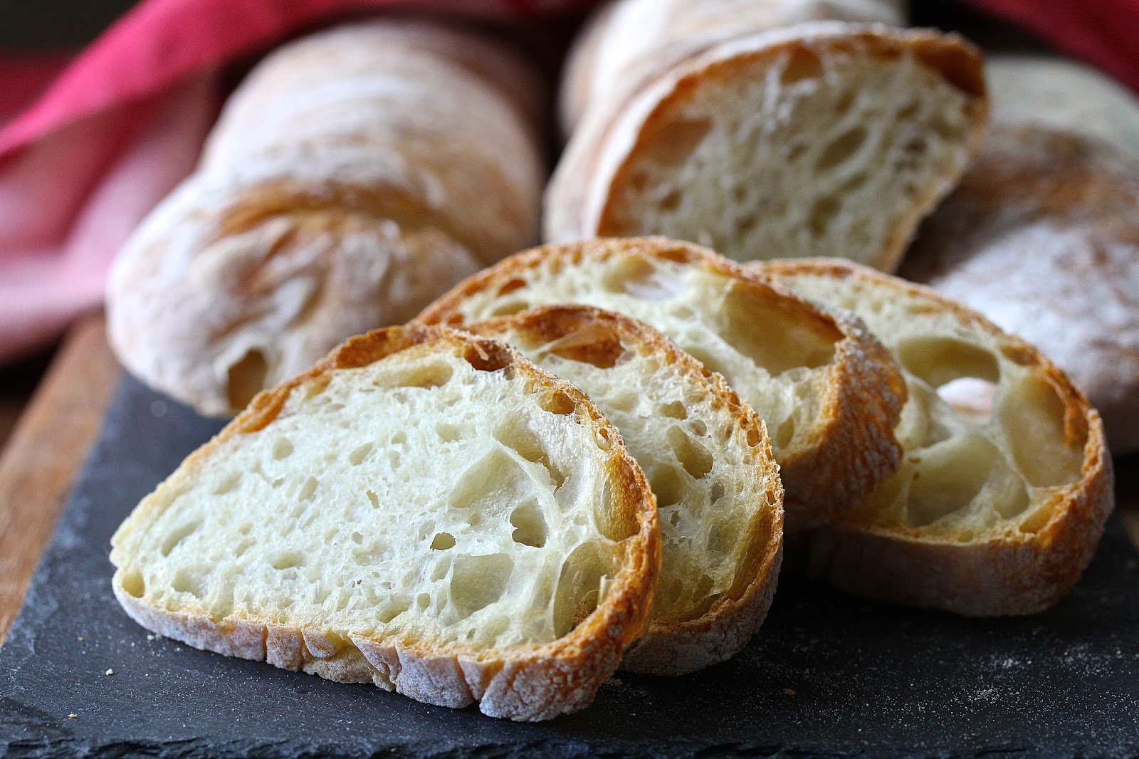 This Ciabatta Bread with Poolish is really easy to make, and makes ...