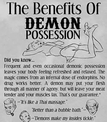 Benefits of Demon Possession