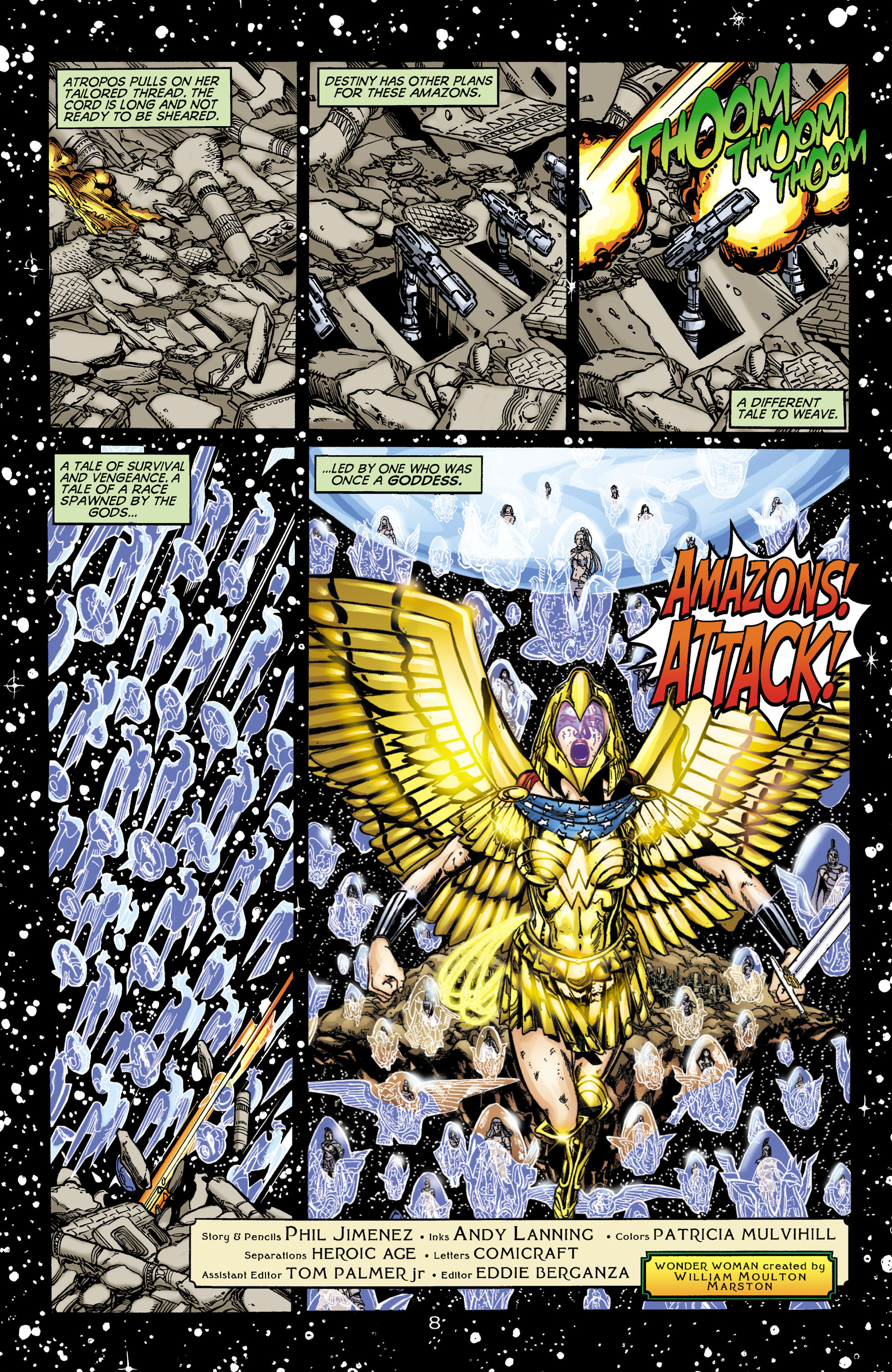 Read online Wonder Woman (1987) comic -  Issue #173 - 9