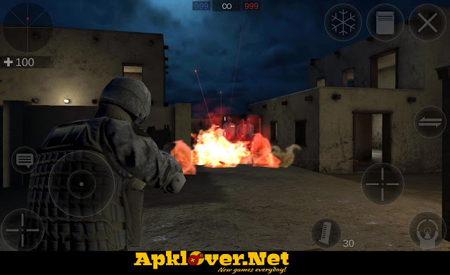 Zombie Combat Simulator MOD APK unlimited money & ammo