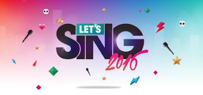 صور لعبة Let's Sing 2016