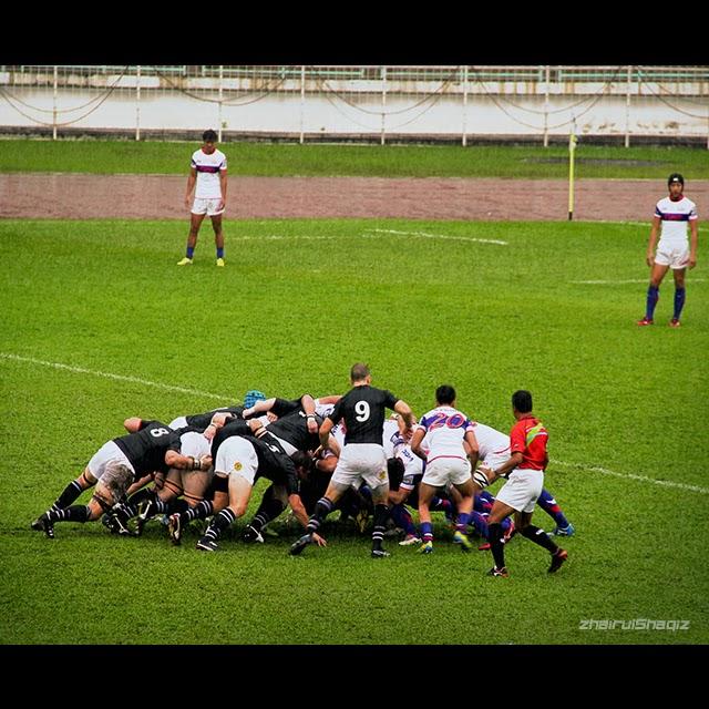 2015 Asian Rugby Championship At MBPJ Stadium